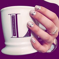 Photo 📸: @lainey_o_ ! Thank you for supporting and tagging us. 🤓 #handdrawnnailart #floralnails #nails #nailstagram #ilovenails #awesomenails #naturalnails #freshmani #manicure #thenailbar #nailsofinstagram #nailswag #instanails #coolnails #nailsnailsnails #cutenails #gelmanicure #naildesigns #simplenailart #ilovenailart #accentnail #thenailbar #newtownsquare #cutenails