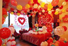 1000 images about 14 de febrero on pinterest amor - Decoraciones para san valentin ...
