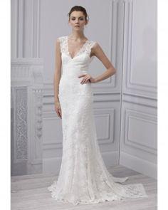 Lace Wedding Dresses | Martha Stewart Weddings