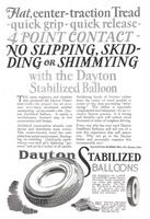 Dayton Thorobred Cord Tires 1927 Ad Picture