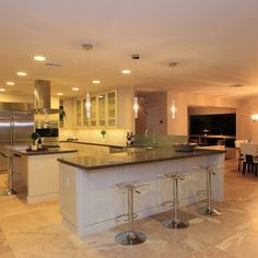 Custom Kitchen Remodel In the Heart of Affluent Arizona on Camelback Road.