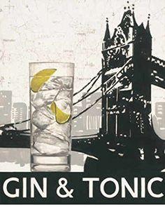 Bildergebnis für poster gin