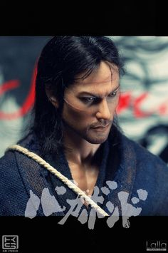 "[CUSTOM DA SEMANA] Miyamoto Musashi ""Vagabond"" by Lalla"