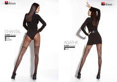 Adrian Chantal | Agathe -20 Denier Thickness  #Adrian #FashionTights