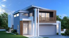 Nelson Bay 294 - Metro, Home Designs in New South Wales | GJ Gardner Homes New South Wales