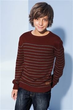 cute boy hairstyle