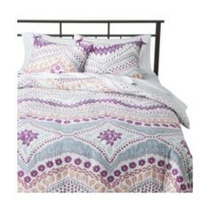 Boho Boutique™ Bombay Fleur Reversible Comforter Set Quick Information