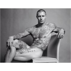 Tattoos with relaxed attitude ;o)