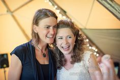 Heather Stanning Gold Olympian with bride on wedding day.Photography by one thousand words wedding photographers