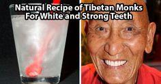 Tibetan teeth remedy