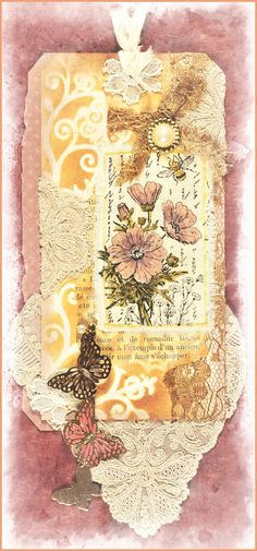Love this Tag by Crafty Individuals Blog