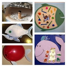 100 Best Bible Crafts and Activities for Kids Jonah and the Whale Crafts Kinderbibel Big Fish Paper Plate Crafts For Kids, Bible Crafts For Kids, Crafts For Kids To Make, Craft Activities For Kids, Preschool Activities, Kids Bible, Craft Ideas, Preschool Bible, Church Activities