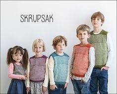 Ravelry: Signe Strømgaard GÖRE Skrupsak Desen