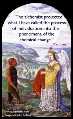 As a matter of fact, you have to heat up such conflicts until they rage in full swing so that the opposites slowly melt together. It is a sort of alchemistic procedure rather than a rational choice and decision. ~Carl Jung, Letters Vol. I, Pages 233-235