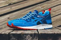 """A Closer Look at the mita sneakers x ASICS Tiger GEL-Lyte V """"Trico"""""""