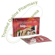 Buy BigFun Jelly 100mg Bigfun 100mg Jelly is used in the treatment of erectile dysfunction and pulmonary hypertension.    Side effects of Bigfun Jelly  Headache Diarrhoea Dyspepsia Flushing (sense of warmth in the face, ears, neck and trunk) Pain in extremity.    How to use Bigfun Jelly Take this medicine in the dose and duration as advised by your doctor.