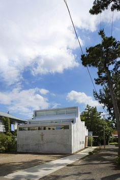 SHONAN CHRIST CHURCH, an Ode to Light by Takeshi Hosaka Architects / Pen Magazine International. Koji Fujii - Nacasa Partners - Inc.