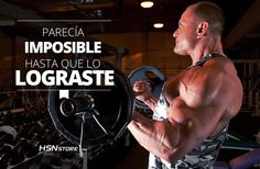 Parecía imposible hasta que lo lograste. #fitness #motivation #motivacion #gym… Friday Motivation, Sport Motivation, Fitness Motivation Quotes, Training Day, Certified Personal Trainer, Gym Time, Wellness Fitness, Bodybuilder, Gym Workouts