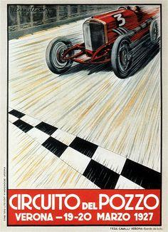 Circuito del Pozzo, 1927 |