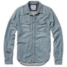 Pepe Jeans London   Camisa SHIELDS   Pepe Jeans London Denim Shirts, Pepe  Jeans, 04625531631c