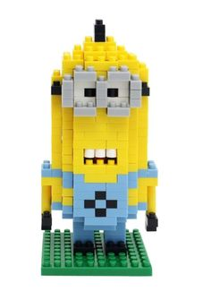 LOZ Mini Blocks Minion Kevin