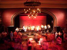 Century Ballroom in Seattle