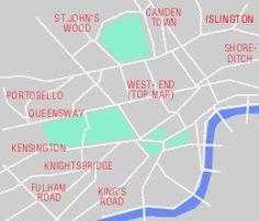 London's favourite shopping streets -- Street Sensation!