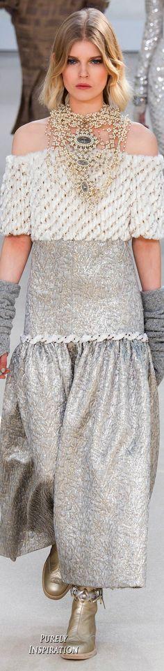 Chanel FW2016 Women's Fashion RTW | Purely Inspiration