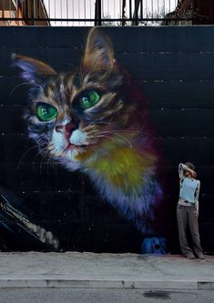 CACTUS & MARÍA | Street Art | Street Artists | Art | urban art | urban artists | modern art | mural | graffiti | travel | Schomp MINI