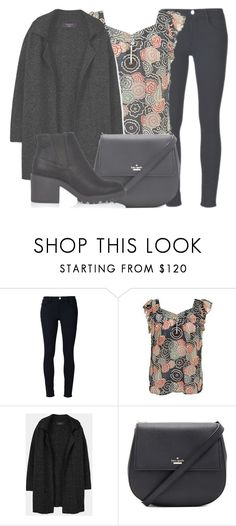 """""""Outfit #1483"""" by lauraandrade98 on Polyvore featuring moda, Frame Denim, Marc Jacobs, Violeta by Mango, Kate Spade y River Island"""