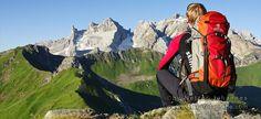 Wandern am Golm im #Montafon - Vorarlberg in Austria