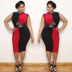 sophisticated plus size clothing | monif c. unveils her latest