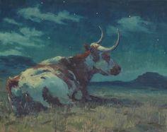 Jan Mapes - Moonlight Maverick, The moonlight has such a specific hue.