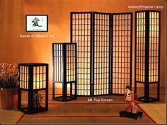 Screen Shoji Interior Design   Contemporary Interior Designs Contemporary Interior Design Idea: Asian ...