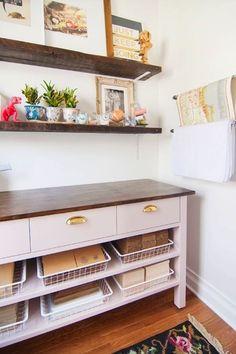 10 Easy Ways To Get Organized: http://www.stylemepretty.com/living/2015/03/17/10-ways-to-get-organized/