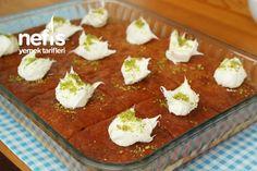 Ekmek Kadayıfı Nasıl Yapılır? (videolu) – Nefis Yemek Tarifleri Tart, Food And Drink, Pudding, Desserts, Recipes, Modern, Tailgate Desserts, Deserts, Trendy Tree