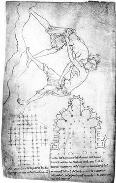 Cuadreno de dibujo de Villard de Honnecourt -25 Medieval Manuscript, Medieval Art, Architecture Drawings, Gothic Architecture, High Middle Ages, Ex Libris, Designs To Draw, Art History, Renaissance