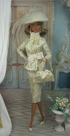 Old Calcutta for Silkstone Barbie and Victoire Roux