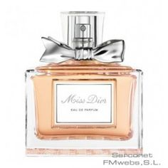MISS DIOR EDP 100ml, MISS DIOR clásica  Una fragancia clásica de la firma Dior. Miss Dior este perfume de carácter clásico, con una dulzura azucarada y un toque de irreverencia