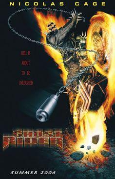 Ghost Rider Movie Poster #2 - Internet Movie Poster Awards Gallery