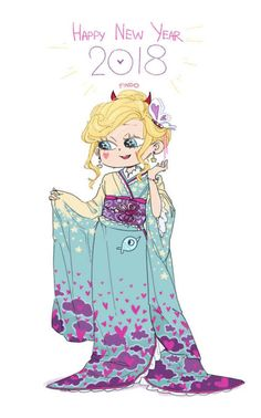I'm A Magical Princess From Another Dimension.