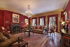 Incredible Gilded Lenox Hill Mansion Listed for $42 Million