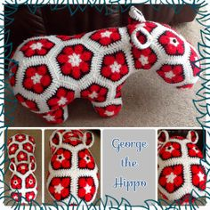 George the Hippo x x