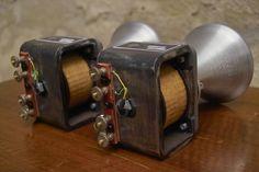Atelier Rullit field coil tweeters RE-D208/16.