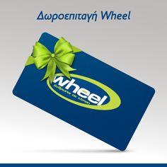 Δωροεπιταγή Wheel! επιλέξτε το ποσό που θέλετε να δωρίσετε και δώστε την ευκαιρία στον φίλο ή τη φίλη σας να τη χρησιμοποιήσει για αγορές προϊόντων ή service αμαξιδίου από τη Wheel! Wheel.gr - Τα πάντα για το αναπηρικό σου αμαξίδιο!