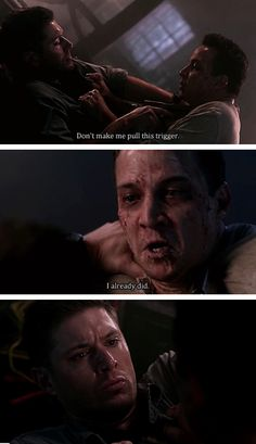 [gifset] 10x15 The Things They Carried #SPN #Dean #Cole