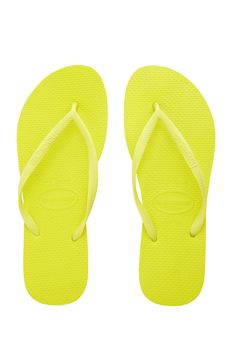 Introducing Havaianas for J. Crew! Check out exclusive colors (like fresh kiwi) now available in store and online!