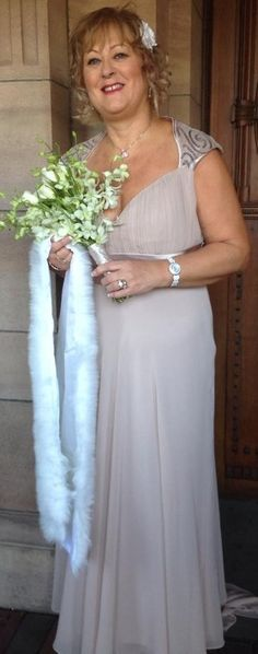 If I had not lost and maintained my weight loss with Cambridge I would not have had the confidence to be a Matron of Honour to one of my best friends. :)