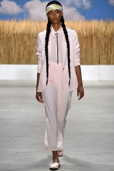 Mara Hoffman Spring 2016 Ready-to-Wear Collection Photos - Vogue   http://www.vogue.com/fashion-shows/spring-2016-ready-to-wear/mara-hoffman/slideshow/collection#18