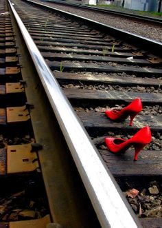Fashions World: Red Shoes Collection